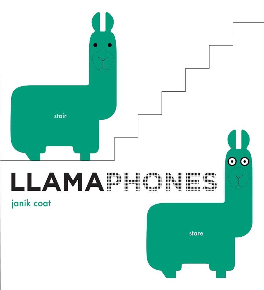 Abrams Appleseed Llamaphones