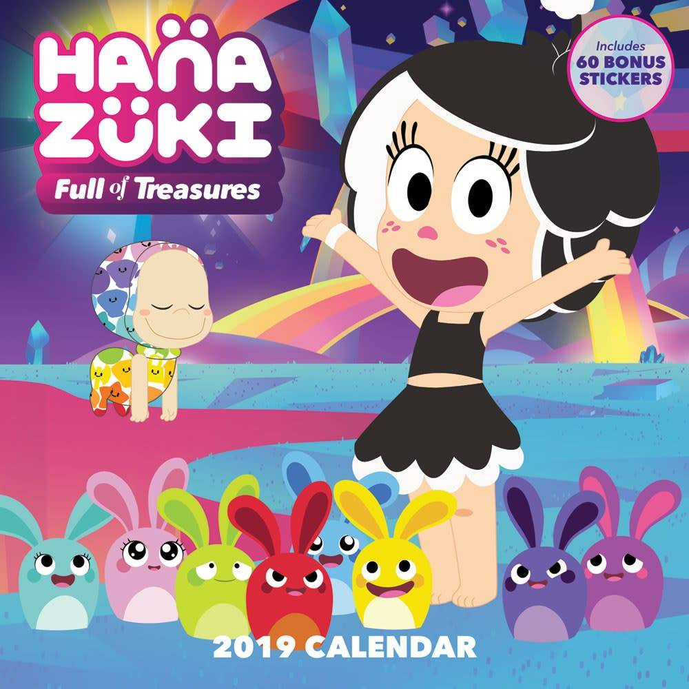 Abrams Books for Young Readers Hanazuki Sticker Book