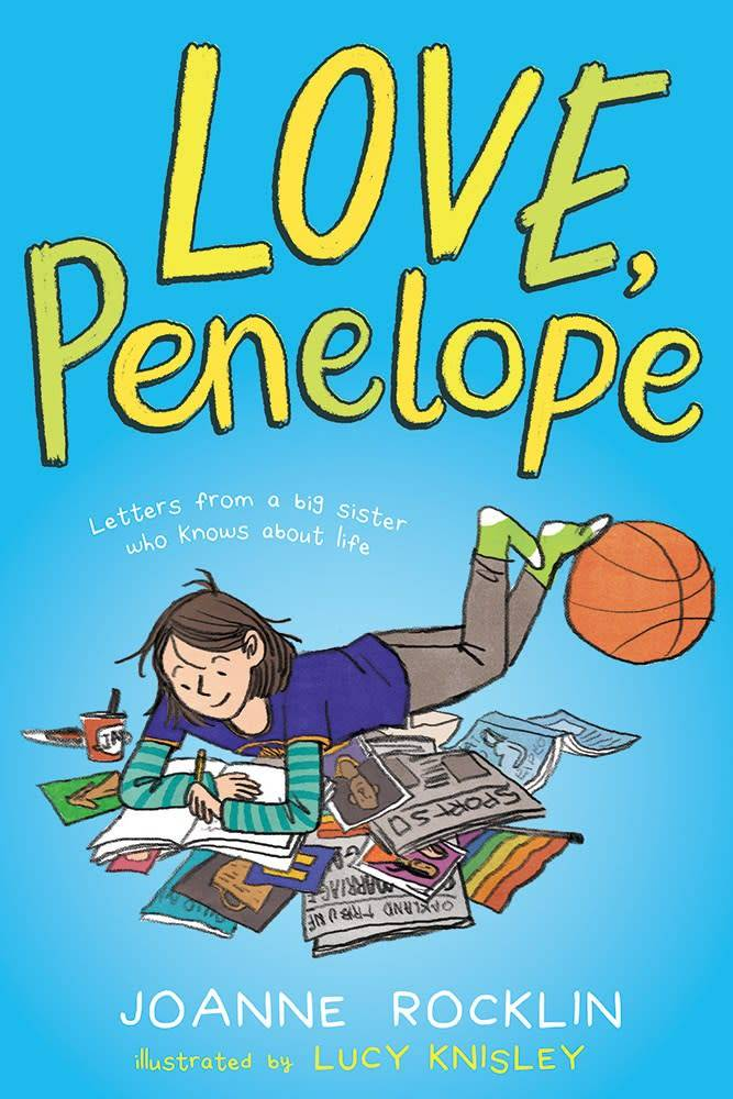 Amulet Books Love, Penelope