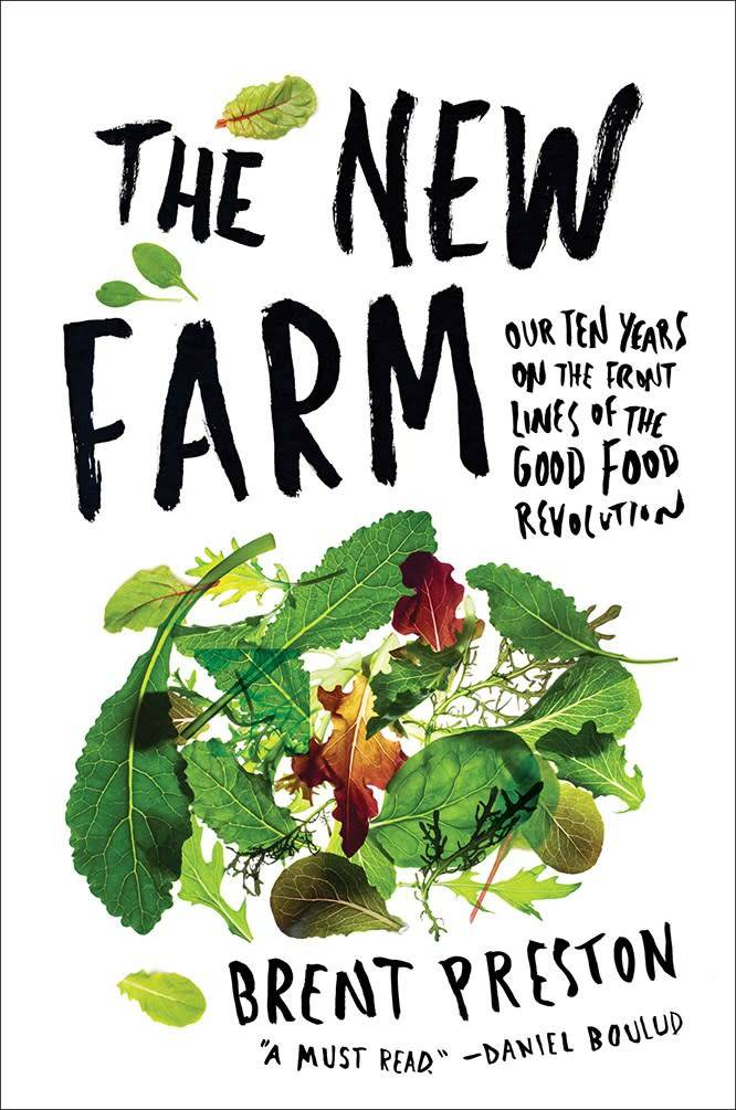 Abrams Press The New Farm