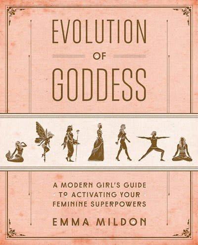 Atria/Enliven Books Evolution of Goddess