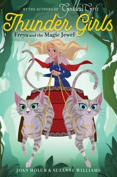 Aladdin Thunder Girls 01 Freya and the Magic Jewel