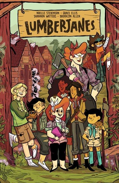 BOOM! Box Lumberjanes Vol. 9
