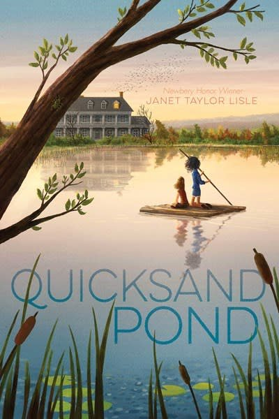 Atheneum Books for Young Readers Quicksand Pond