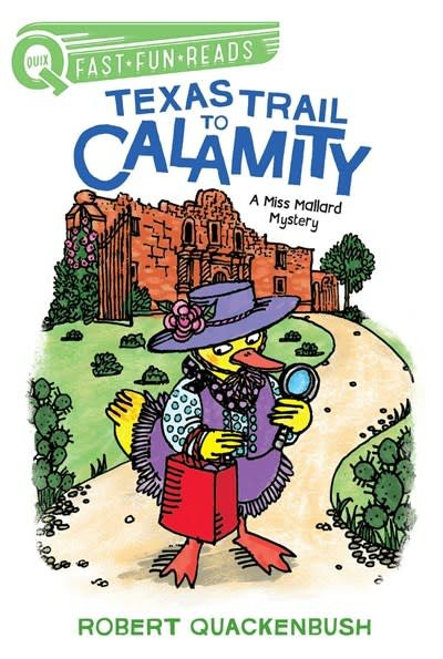Aladdin Texas Trail to Calamity