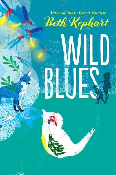 Atheneum/Caitlyn Dlouhy Books Wild Blues