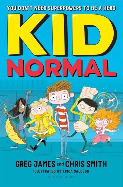 Bloomsbury Children's Books Kid Normal