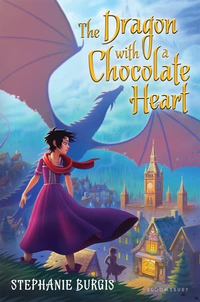Bloomsbury Children's Books The Dragon with a Chocolate Heart
