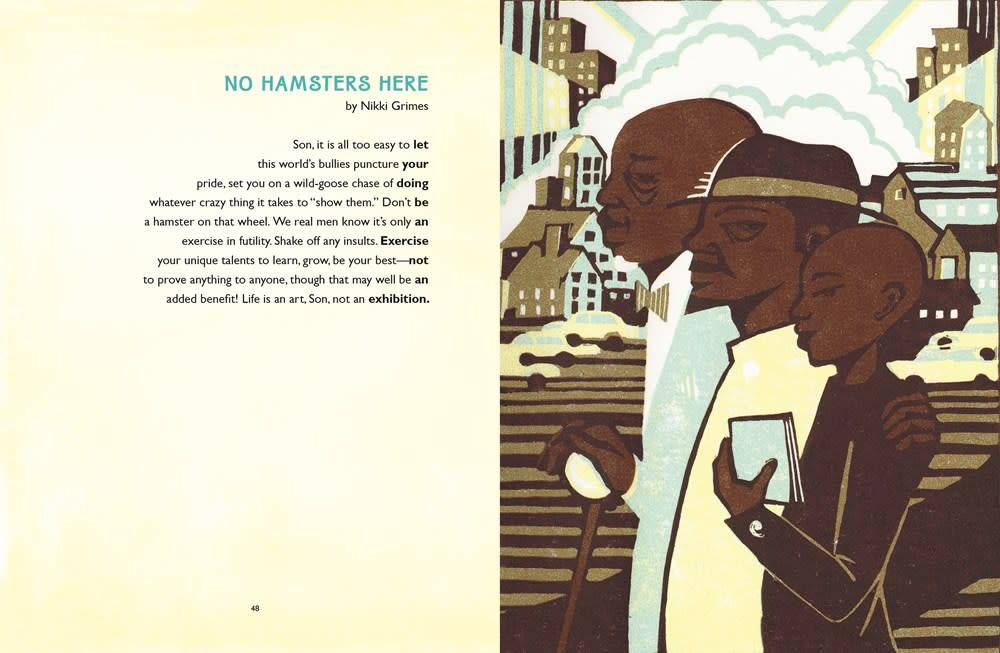 Bloomsbury USA Childrens One Last Word: Wisdom from the Harlem Renaissance