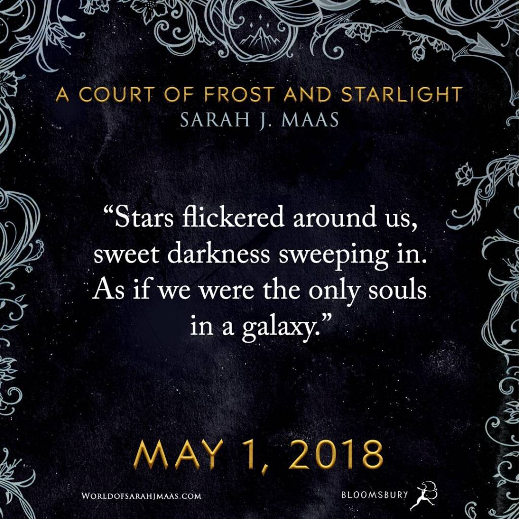 Bloomsbury YA A Court of Frost and Starlight