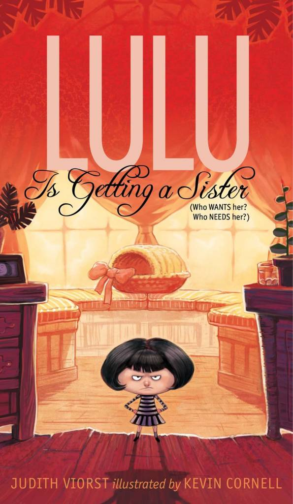 Atheneum/Caitlyn Dlouhy Books Lulu 04 Is Getting a Sister