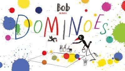 Laurence King Publishing Bob The Artist: Dominoes