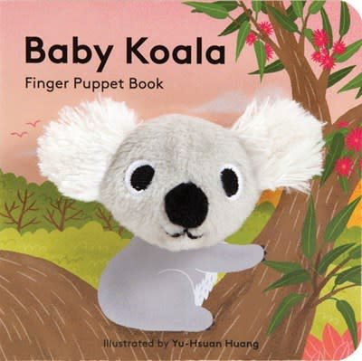 Chronicle Books Baby Koala (Finger Puppet Board Book)