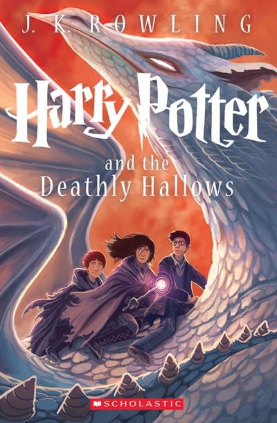 Harry Potter 07 The Deathly Hallows