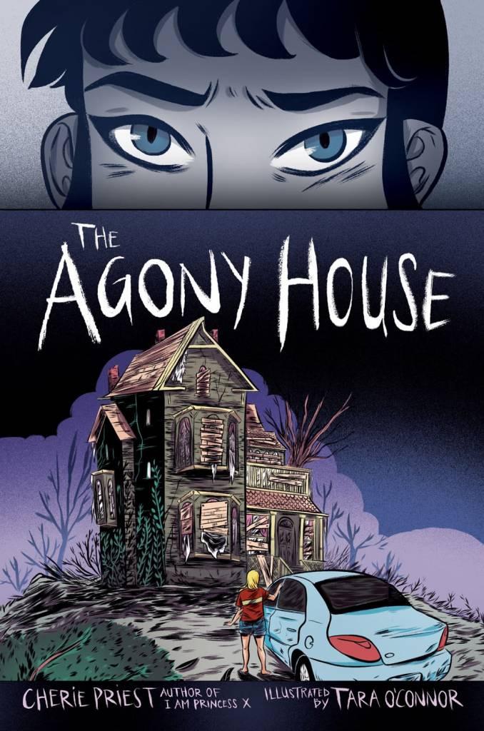 Arthur A. Levine Books The Agony House (Graphic Novel)
