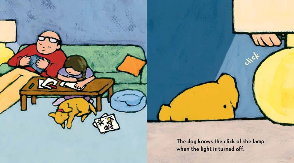 HMH Books for Young Readers Goodnight, Good Dog (Padded Board Book)