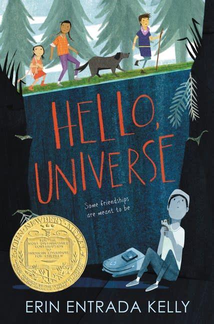 Greenwillow Books Hello, Universe