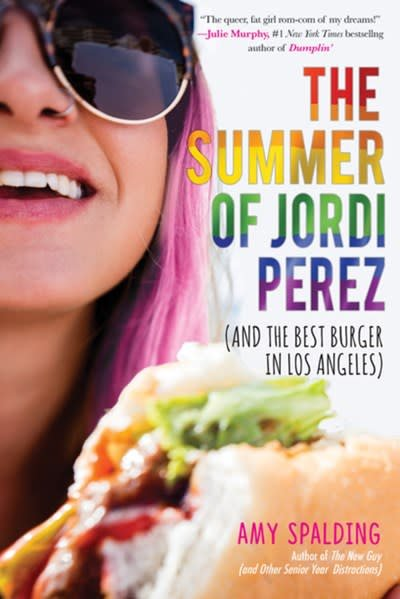 Sky Pony Press The Summer of Jordi Perez (And the Best Burger in Los Angeles)