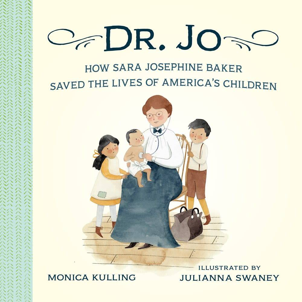 Tundra Books Dr. Jo