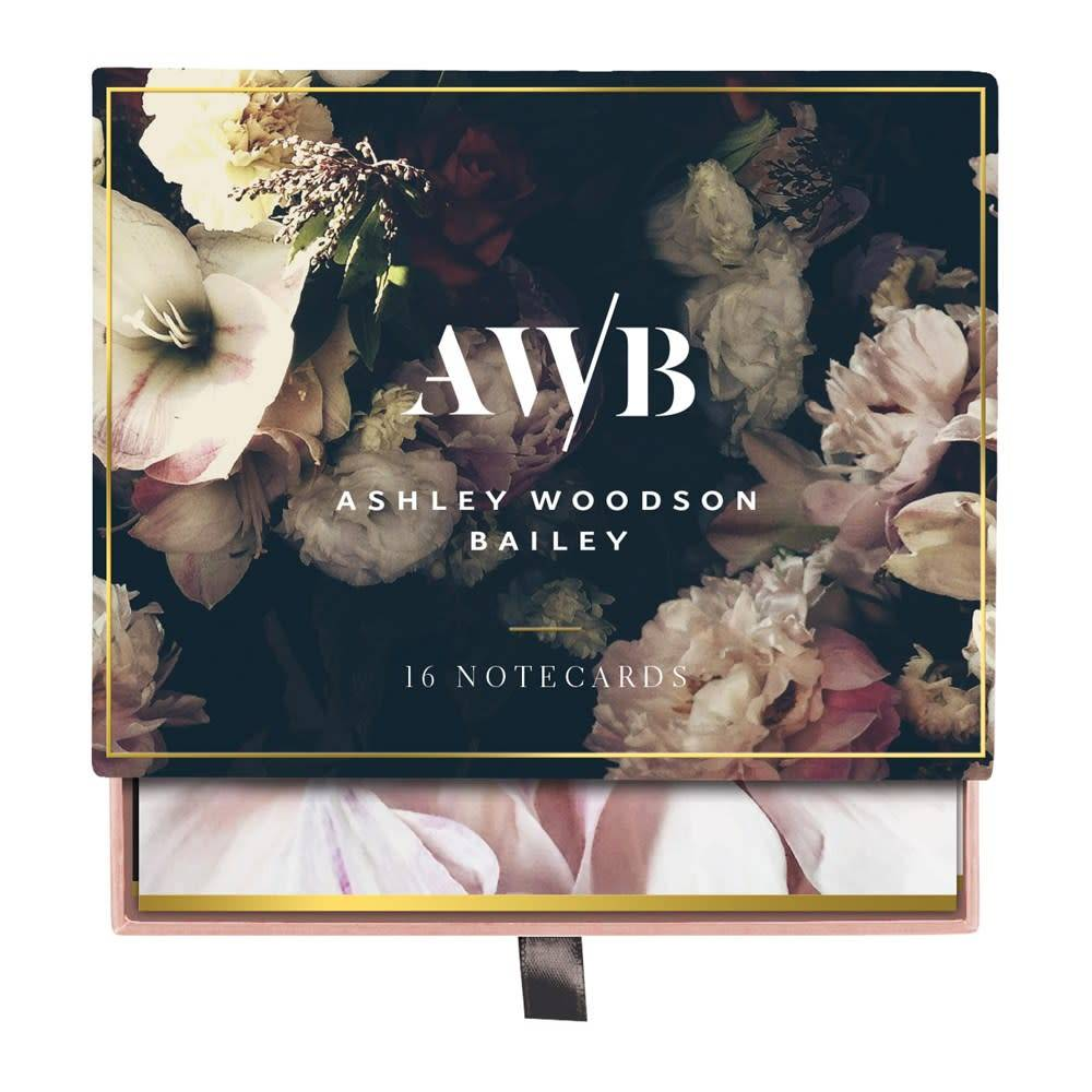 Galison Ashley Woodson Bailey Greeting Assortment Notecard Set