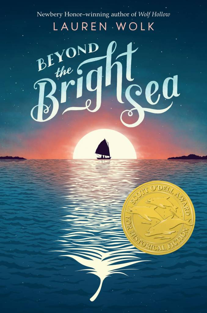 Puffin Books Beyond the Bright Sea