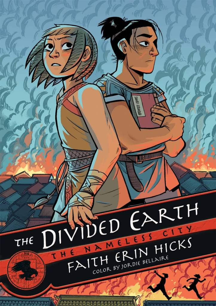First Second The Nameless City:  The Divided Earth