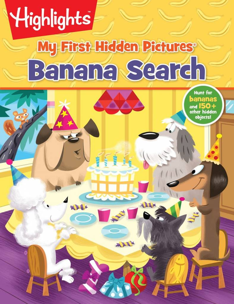 Highlights Press Banana Search