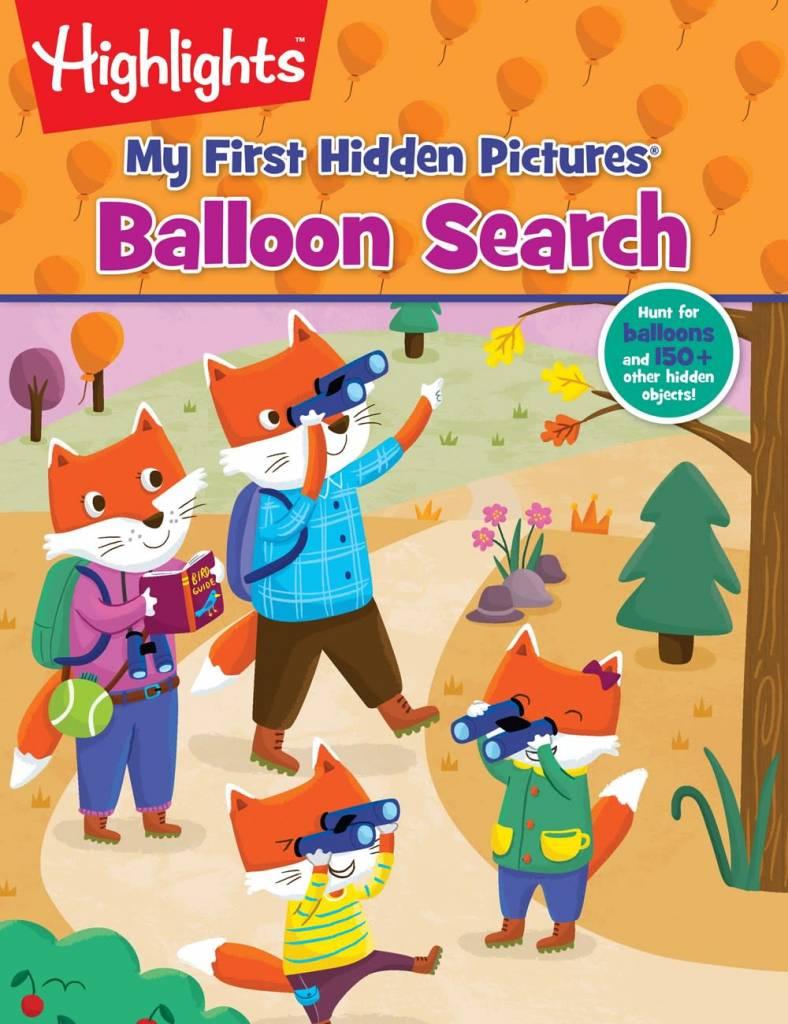 Highlights Press Balloon Search