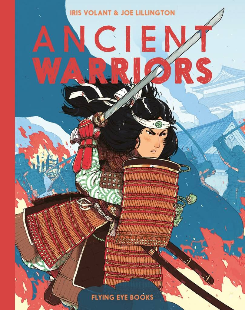 Flying Eye Books Ancient Warriors