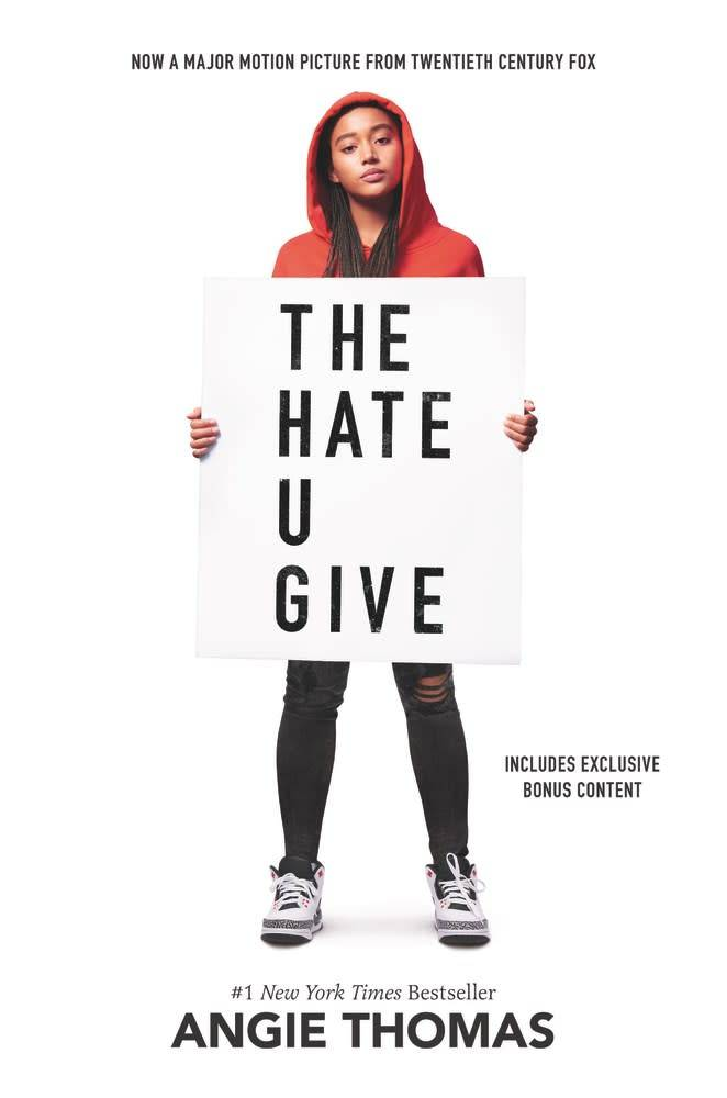Balzer + Bray The Hate U Give (Movie Tie-in Edition)
