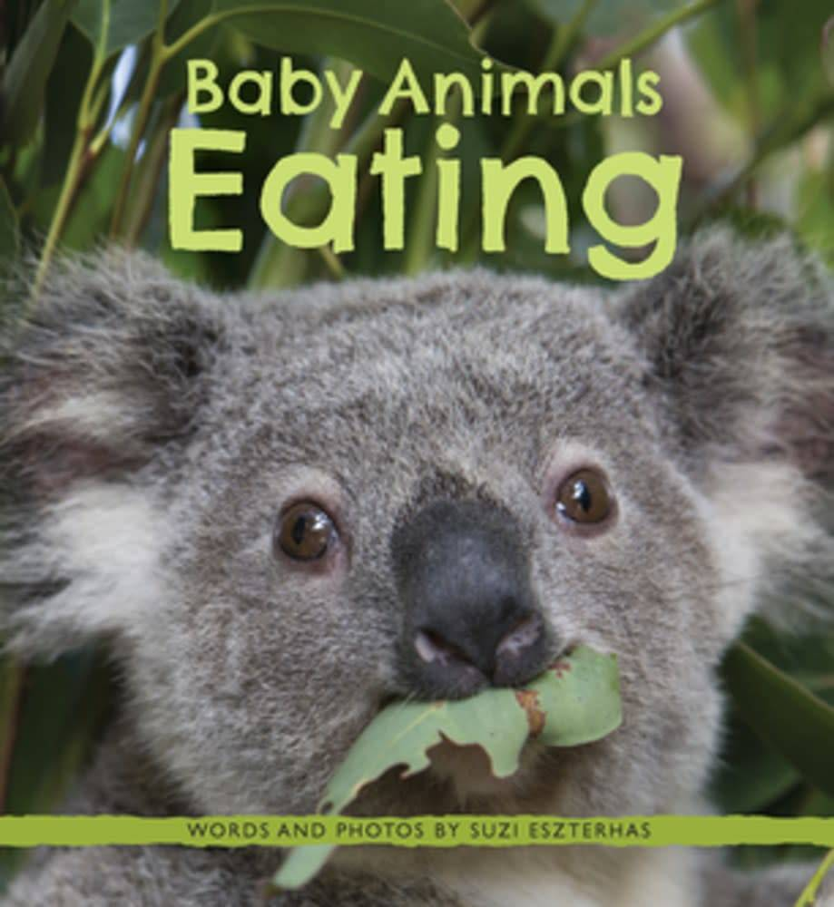 Owlkids Baby Animals Eating