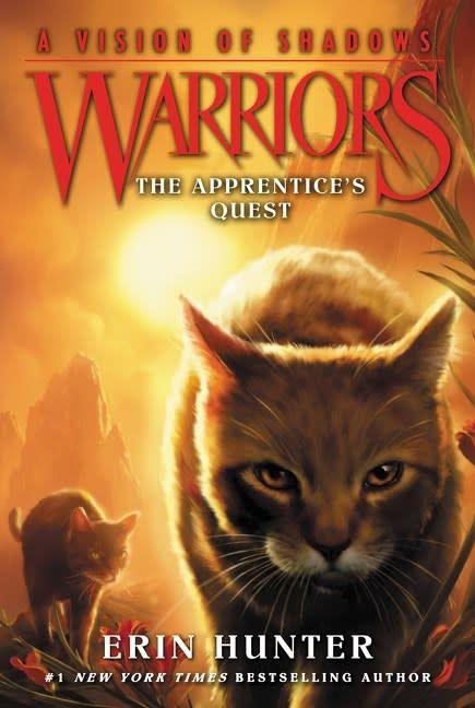 HarperCollins Warriors: A Vision of Shadows 01 Apprentice's Quest