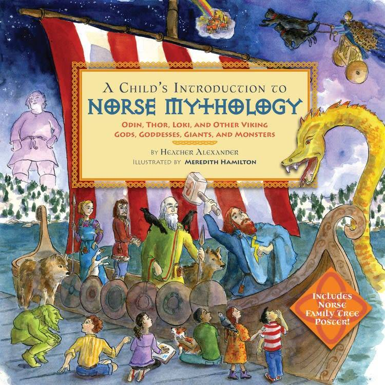 Black Dog & Leventhal A Child's Introduction to Norse Mythology