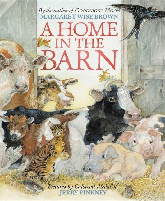 HarperCollins A Home in the Barn