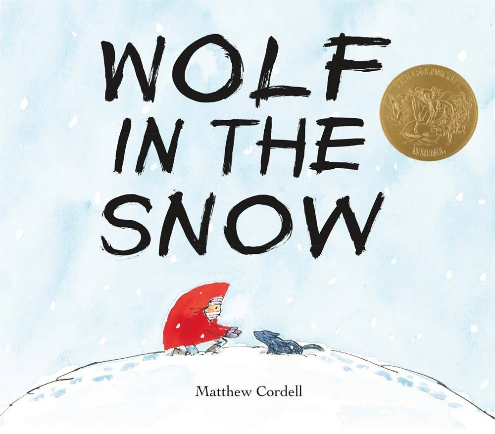 Feiwel & Friends Wolf in the Snow