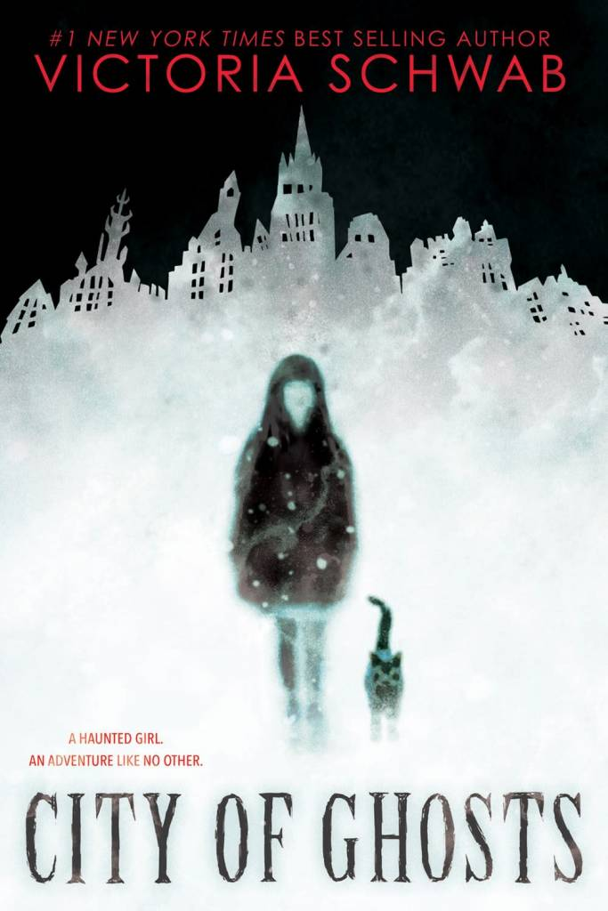 Scholastic Press City of Ghosts