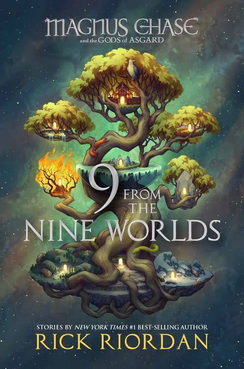 Disney-Hyperion Magnus Chase: 9 From the Nine Worlds