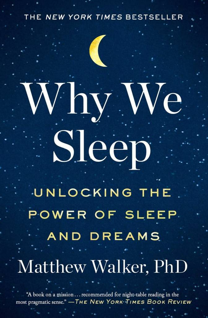 Scribner Why We Sleep