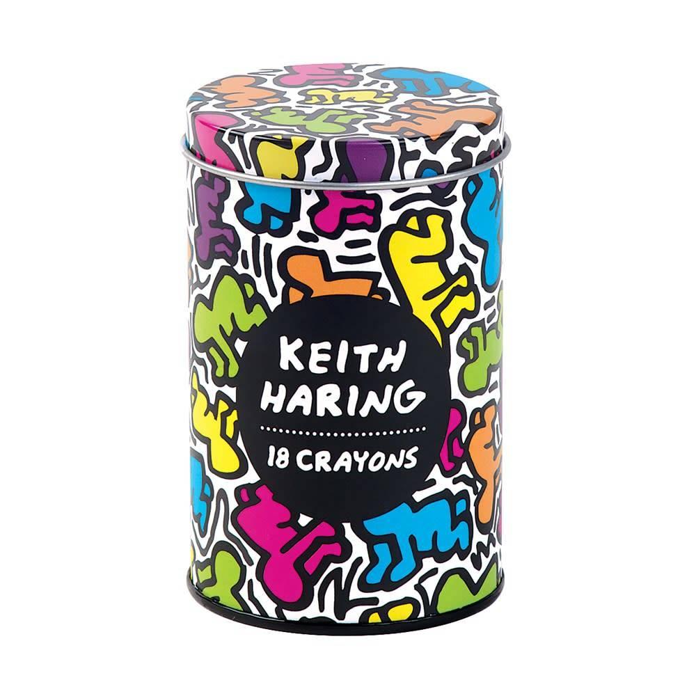 Mudpuppy Keith Haring Crayons