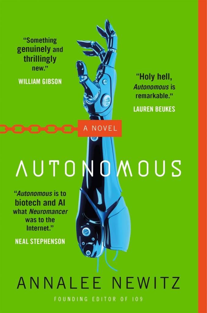 Tor Books Autonomous