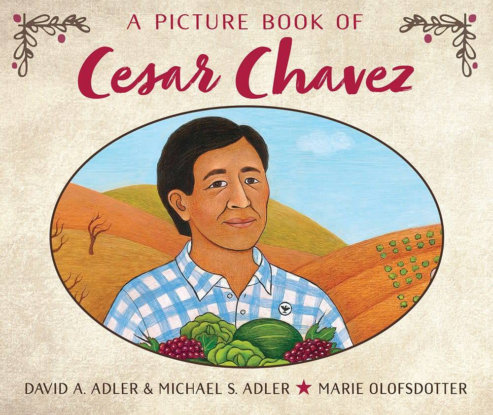 Holiday House A Picture Book of Cesar Chavez