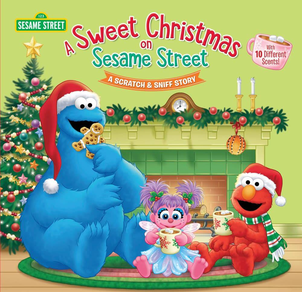 Random House Books for Young Readers A Sweet Christmas on Sesame Street (Sesame Street)