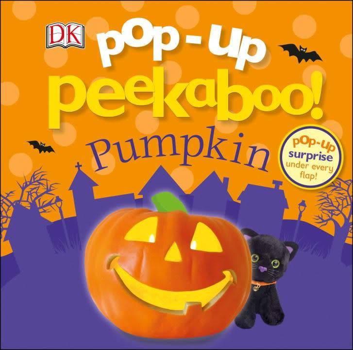 DK Children Pop-up Peekaboo Pumpkin