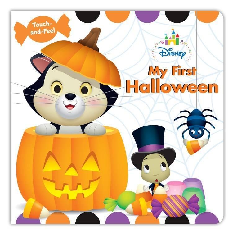 Disney Press Disney Baby My First Halloween