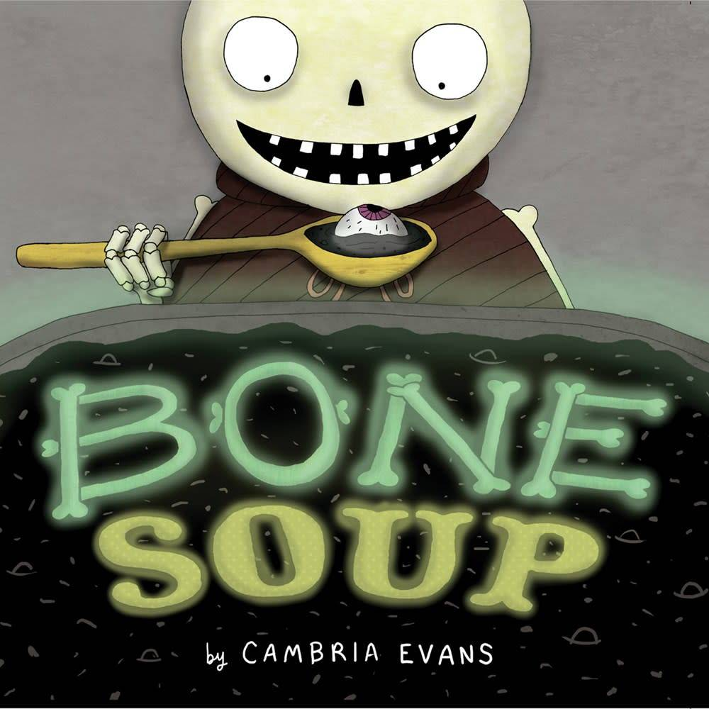 HMH Books for Young Readers Bone Soup