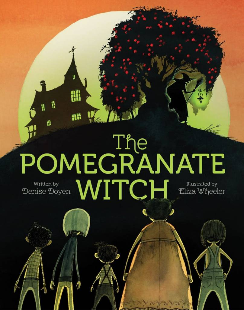 Chronicle Books The Pomegranate Witch