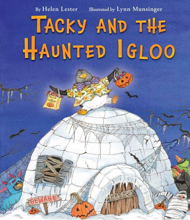 Tacky & The Haunted Igloo