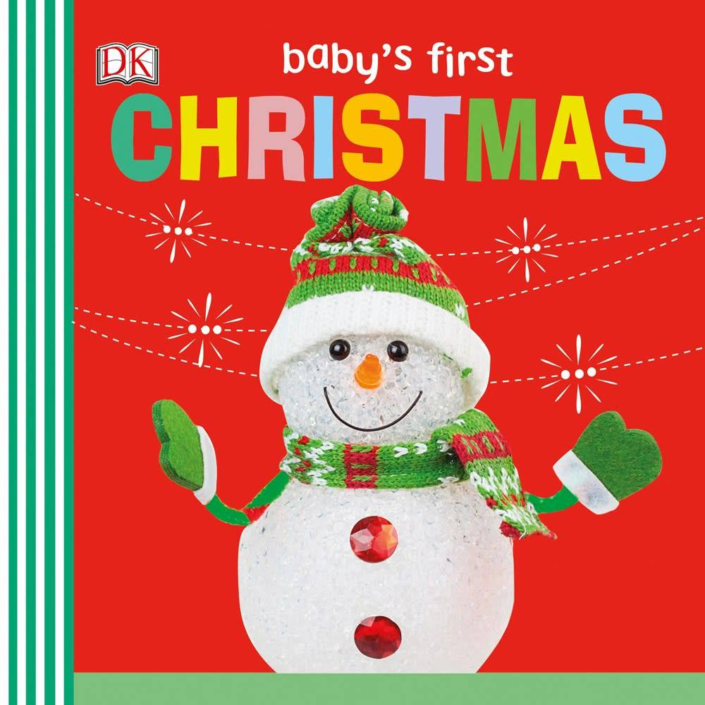 DK Children Baby's First Christmas