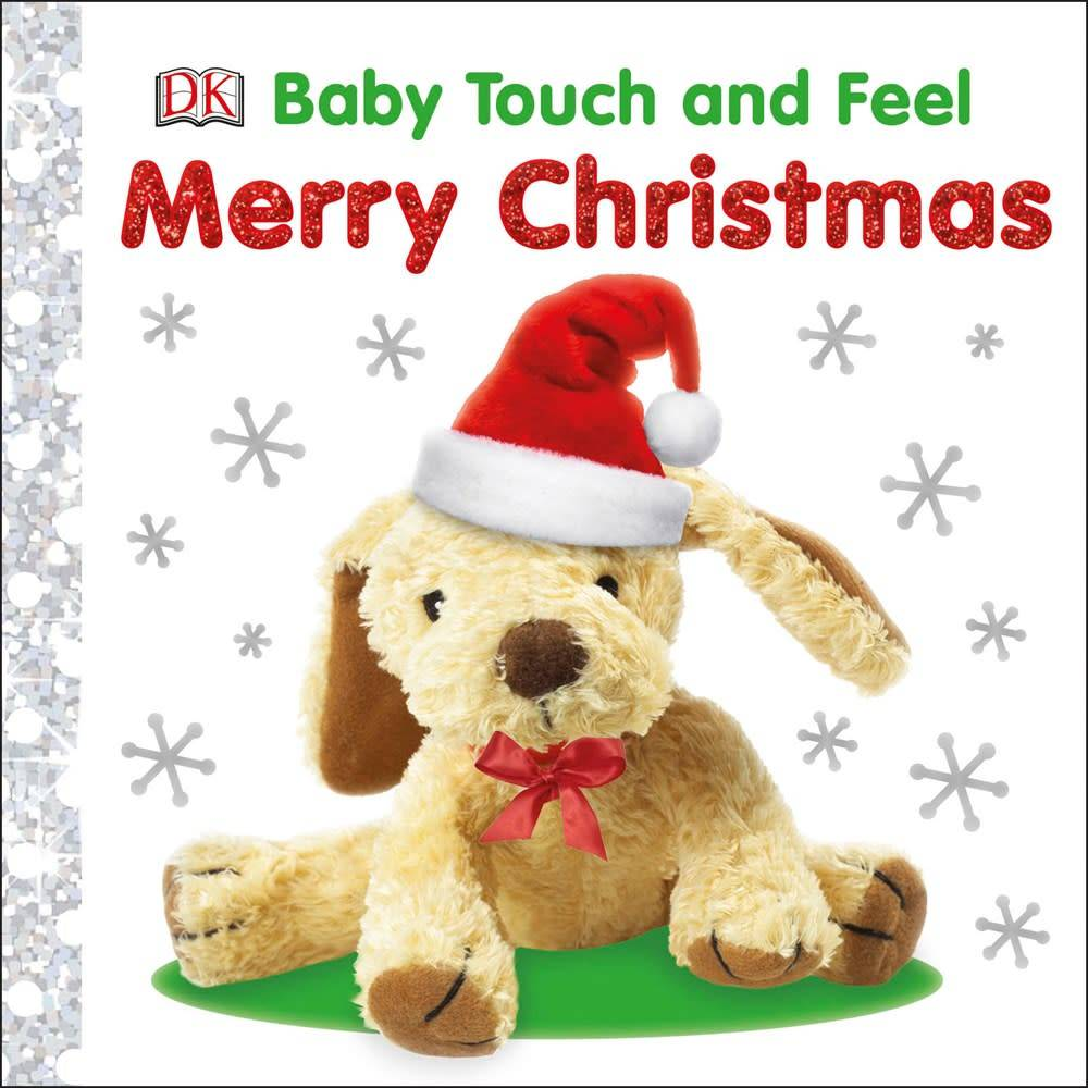 DK Children Baby Touch and Feel Merry Christmas