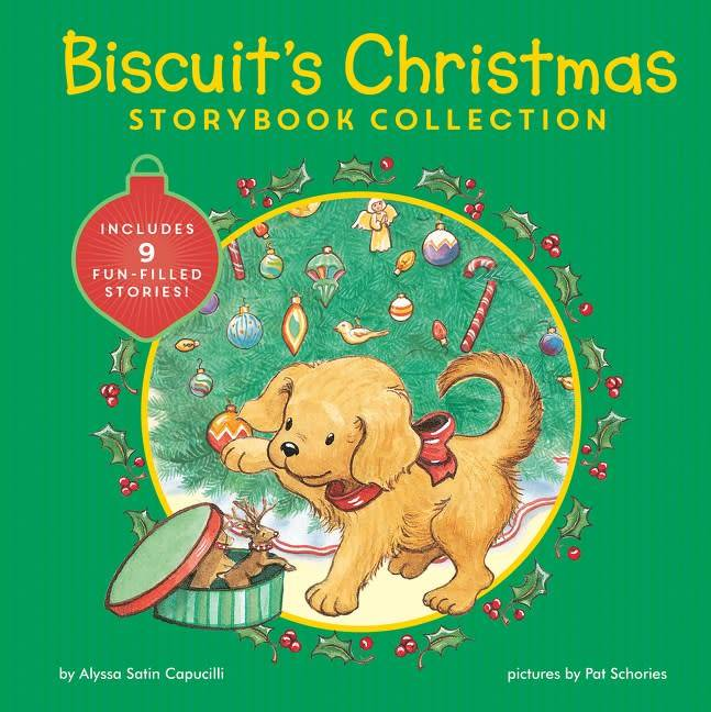 HarperCollins Biscuit's Christmas Storybook Collection (2nd Edition)